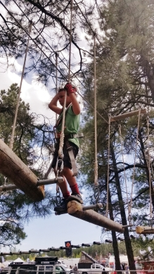 Bear Ropes Course
