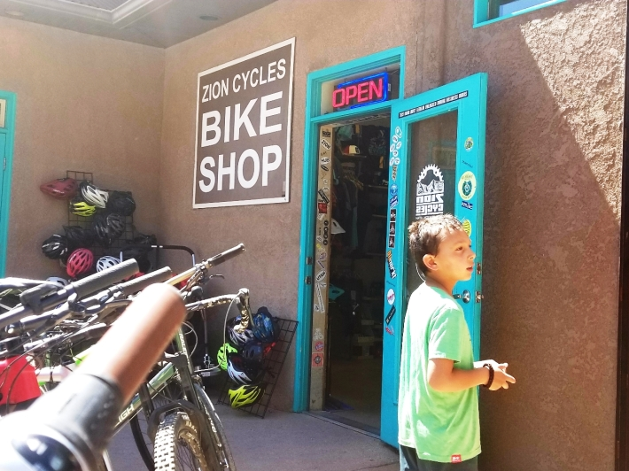 Bear Zion Bikes