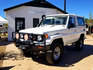 FJ70 Overland Journal