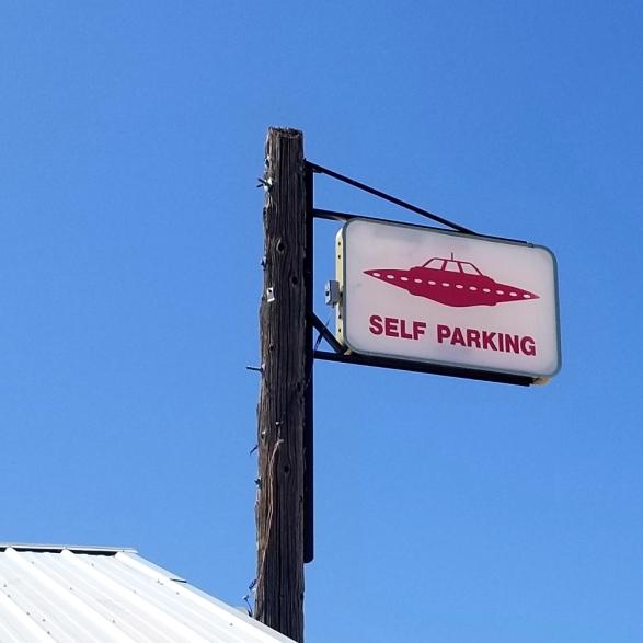 Self Parking