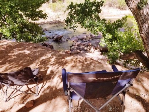 Virgin River Chill Spot