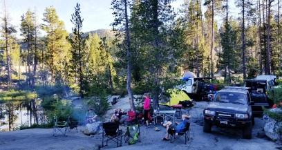 Buck Island Camp 1
