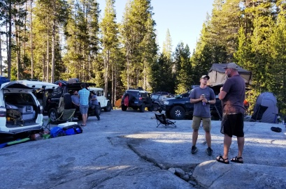 Buck Island Camp 2
