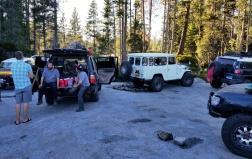 Buck Island Camp 4