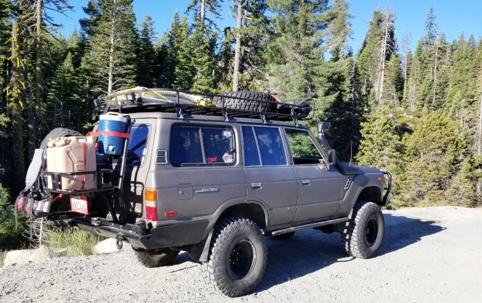 fj60 rear