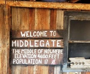 middlegate
