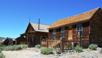 Bodie houses