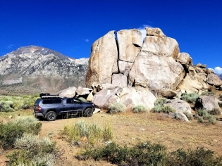 Boulder Camp w