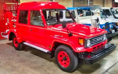 70 Series firetruck