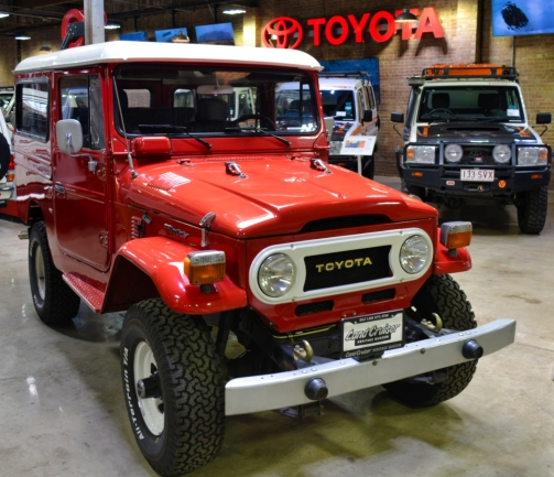 Incredible fj40