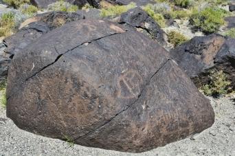 Grimes Point Petroglyph 3