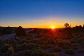 Hickson Sunrise