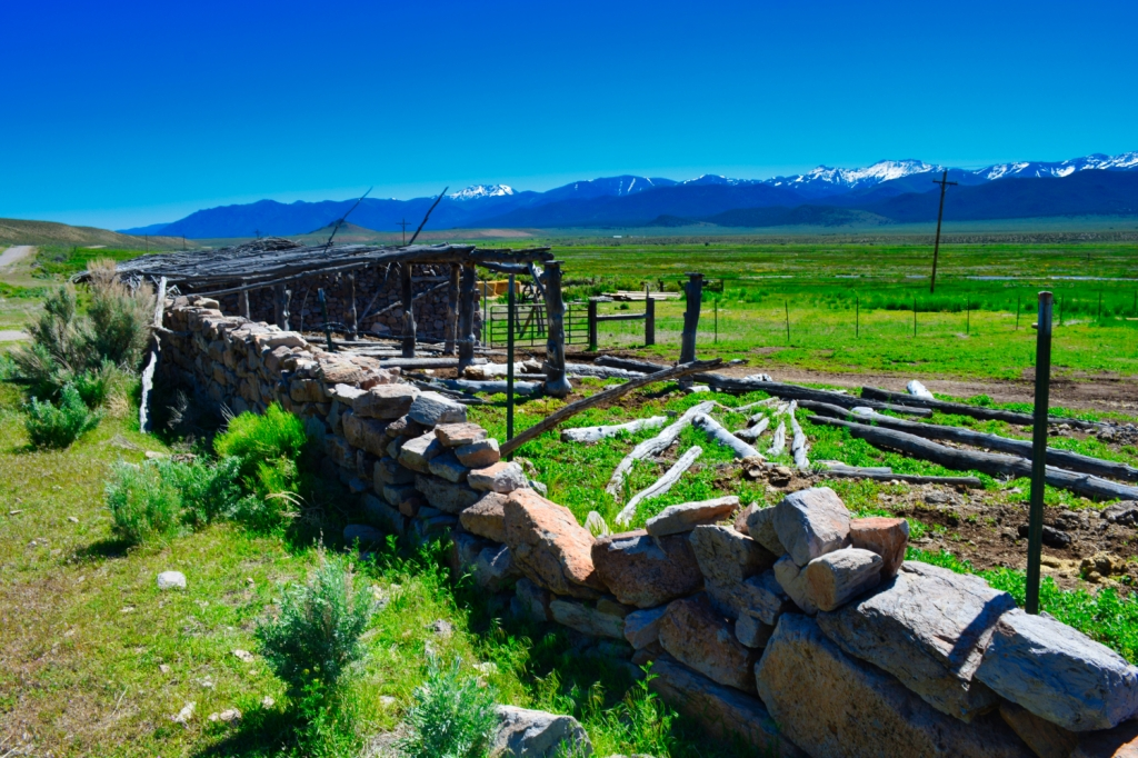 Reece River Valley Ruins