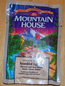 Mountain House 1995 Eggs