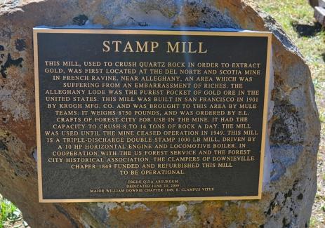 Stamp mill sign_lr